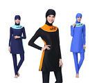 Ramadan Modesty Muslim Women Swimwear Swimsuit Islamic Beachwear Burkini B01