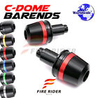 6Color CNC Dome Bar Ends Sliders For CBR650F 2014-2017 14 15 16 17