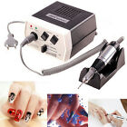 JSDA 30000RPM manucure Electric perceuse fichier nail art stylo machine outil