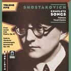 SHOSTAKOVICH: COMPLETE SONGS, VOL. 5, FAMOUS SONG CYCLES USED - VERY GOOD CD