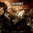 DEHUMAN - BLACK THRONE OF ALL CREATION USED - VERY GOOD CD