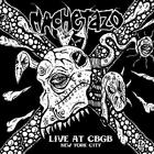 MACHETAZO - LIVE AT CBGB NEW YORK USED - VERY GOOD CD