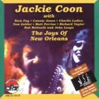 JACKIE COON - THE JOYS OF NEW ORLEANS * NEW CD