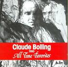 CLAUDE BOLLING TRIO - ALL TIME FAVORITES NEW CD