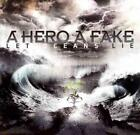 A HERO A FAKE - LET OCEANS LIE NEW CD