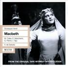 VERDI: MACBETH NEW CD
