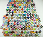Mix diy charm Chunks series for Snap Button Chunks charm Wholesale 18mm p1