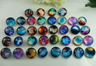Mix diy charm Chunks series for Snap Button Chunks charm Wholesale 18mm p3