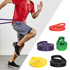 Elastic Fitness Bands Strength Power Band Resistance Belt Latex Pull Strap Band