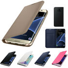 Luxury Leather Pouch Card Flip Wallet Cover Case For Huawei / Honor Phones