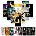 "For ZTE Axon 7 Max 6.0"" Halloween Soft Case Cover Ghost Mask Bat Pumpkin Cat"