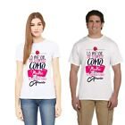 Ish Original Couple Clothes Set Love Mother White Top T-Shirt Tee for Love