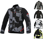 Alpinestars Andes DryStar v2 Motorcycle Jacket Bike Armour Waterproof GhostBikes