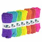 Paracord Planet Fluorescent Reflective 95lb 1.8mm Paracord