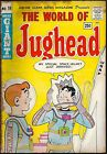 ARCHIE GIANT 19 G/VG 3.0 WORLD OF JUGHEAD  ARCHIE'S MADHOUSE ANNUAL  1  G 2.0