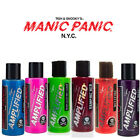 Manic Panic Amplified Semi-Permanent Hair Color Various Colo