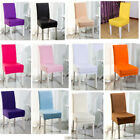 Seat Covers Spandex Kitchen Dining Chair Cover Restaurant Banquet Party Decor