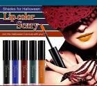 9 Color Waterproof Matte Long Lasting Halloween Liquid Makeup Liquid Lipstick