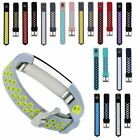 Sport Replacement Watch Band Silicone Wristband Strap Bracelet Fr Fitbit Alta HR