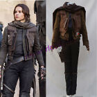 High-quality Rogue One:A Star Wars Story Jyn Erso Cosplay Costume Halloween Suit $215.8 AUD
