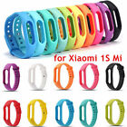 Muti-color Strap Belt Bracelet Wristband Replacement For Xiaomi 1S Mi Band NEW