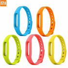 Rubber Watch Band Belt Strap Bracelet Replacement Xiaomi Miband / 1S Accessories