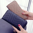 Women Purse Leather Wallet Credit Card Holder Handbag Phone Bag Clutch Pouch Hot