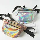 Women Fashion Style Laser Waist Bag Little bags Purse Adjustable Length New LA