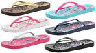 Ipanema Brasil Petal III Womens Beach Flip Flops ALL SIZES AND COLOURS