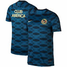Nike Club America DF Official 2017 - 2018 Elite Soccer Training Jersey Navy Blue