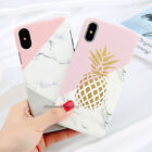 iPhone 8 7 Plus 6s Ultra Thin Pattern Shockproof Case Cover Hard Back For Apple
