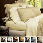 Luxury Egyptian Comfort Rayon from Bamboo 6 PC Bed Sheet Set by RC Collection