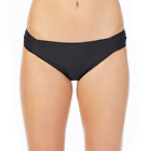 Ambrielle Black Hipster Swimsuit Bottoms Size S, M, L, XL Msrp $42.00 New