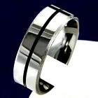 Wedding Band Mens Tungsten Carbide Engagement Bridal Ring