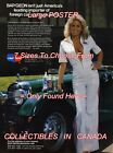 """BAP / GEON 1977 = Car MG Sexy Woman AUTO = POSTER CHOOSE FROM 7 SIZES 19"""" - 36"""""""