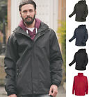Trespass Mens Waterproof Windproof Hooded Jacket Coat with Taped Seams RRP £60