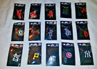MLB CORD NECKLACE ASSORTED TEAMS (FREE SHIP)