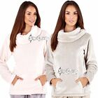 Ladies Womens Snuggle Top Bed Jacket Luxury Super Soft Coral Fleece size 10 - 18