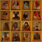 Star Wars: The Last Jedi Base Trading Cards - 70% off 12 or More Cards *New*