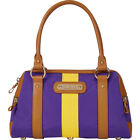 Davey's Doctor Bag Stripe Satchel 8 Colors