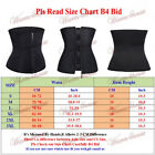 Lady Hot Thermo Sweat Neoprene Body Shaper Slim Camis Loss Weight Top Vest Shirt