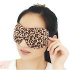 3D Eye Mask Shade Cover Rest Sleep Eyepatch Blindfold Shield Sleeping Aid