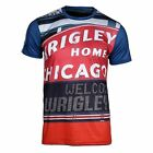 Forever Collectibles MLB Baseball Men's Chicago Cubs Thematic Tee T-shirt