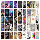 Pattern TPU Phone Case Cover Back Protector For iPhone 5S SE 6 6S 7Plus 8Plus X