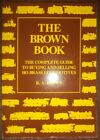 THE BROWN BOOK OF BRASS LOCOMOTIVES 3RD EDITION 1994 MODEL RAILROAD TRAIN GUIDE