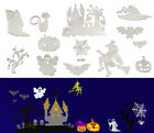 Halloween Metal Cutting Dies Stencils for DIY Embossing Paper Cards Gift