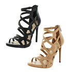 Jessica Simpson Rainah Women's Strappy Dress Stiletto Sandals