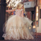 Vintage Ball Gown Flower Girl Dresses For Weddings Mint Toddler Pageant Dress
