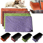 New Durable Pet Dog Back Car Seat Cover Hammock Protector Cushion Waterproof Mat