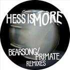 HESS IS MORE - BEARSONG/PRIMATE REMIXES NEW VINYL RECORD